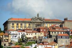 centro Portuguess de Fotografia,波尔图老市, P 免版税库存图片