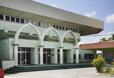 Centro sociale complesso di sport in maschio Repubblica delle Maldive Fotografia Stock