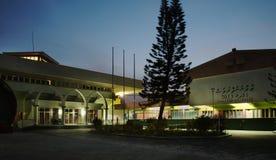 Centro sociale complesso di sport in maschio Repubblica delle Maldive Fotografie Stock