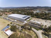 Centro sportivo dell'interno di GC2018 Coomera Fotografie Stock