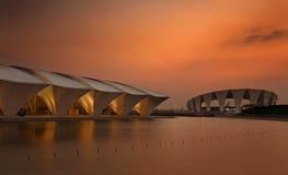 Centro sportivo orientale di Schang-Hai Immagine Stock