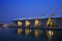 Centro sportivo orientale di Schang-Hai Immagini Stock Libere da Diritti