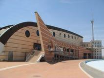 Centro sportivo a Torrevieja Fotografia Stock Libera da Diritti