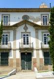 Centro storico di Guimarães, Portogallo fotografia stock