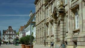 Centro storico di Speyer archivi video