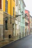 Centro storico, Parma Immagine Stock