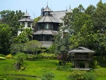 Centro turístico Chiang Mai de cuatro estaciones Imagen de archivo libre de regalías