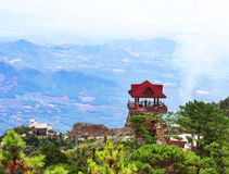 Centro turístico de Bana Foto de archivo libre de regalías