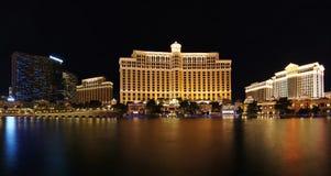 Centro turístico de Bellagio, Las Vegas Imágenes de archivo libres de regalías