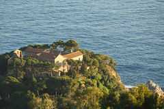 Centro turístico de Brava de la costa Imagenes de archivo