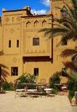 Centro turístico de día de fiesta exótico Imágenes de archivo libres de regalías