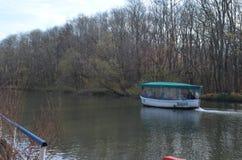 Centro turístico de Kamchia, río Kamchia Fotos de archivo libres de regalías