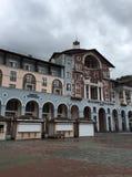 Centro turístico de Krasnaya Polyana foto de archivo