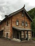 Centro turístico de Krasnaya Polyana fotos de archivo
