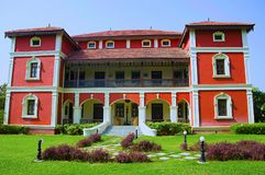 Centro turístico de la herencia de Champaner, Halol, Gujarat fotos de archivo libres de regalías