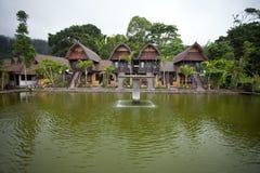 Centro turístico de la naturaleza Foto de archivo libre de regalías