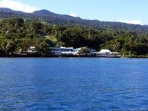 Centro turístico de la zambullida en Taveuni Imagen de archivo