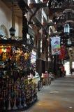 Centro turístico de Madinat Jumeirah en Dubai, UAE Fotografía de archivo