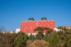 Centro turístico de montaña de Chengde en Putuo, provincia de Hebei Fotos de archivo