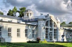 Centro turístico de salud de Birstonas foto de archivo libre de regalías