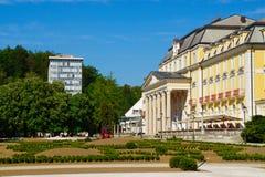 Centro turístico de salud de Rogaška Slatina, Eslovenia Fotografía de archivo libre de regalías