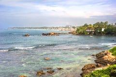 Centro turístico de Sri Lanka Imágenes de archivo libres de regalías