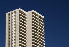 Centro turístico de Waikiki Imágenes de archivo libres de regalías
