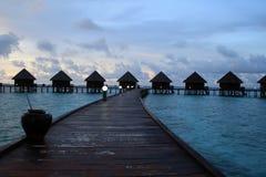 Centro turístico del agua Imagen de archivo libre de regalías
