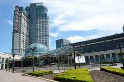 Centro turístico del casino de Fallsview fotografía de archivo