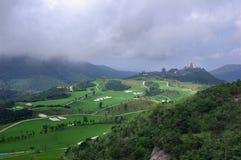 Centro turístico del este de OCT imagen de archivo libre de regalías