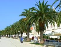 Centro turístico del mar Imagenes de archivo