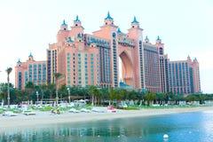 Centro turístico Dubai de la Atlántida Fotos de archivo