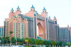 Centro turístico Dubai de la Atlántida Imagen de archivo libre de regalías