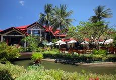 Centro turístico en Tailandia Imágenes de archivo libres de regalías