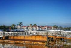 Centro turístico Floridian magnífico Fotografía de archivo