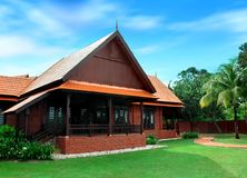 Centro turístico hermoso en langkawi fotografía de archivo libre de regalías