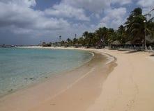 Centro turístico por el mar Imagen de archivo