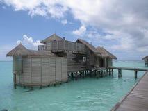 Centro turístico tropical Foto de archivo libre de regalías