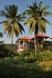 Centro turístico tropical del paraíso de la isla Fotos de archivo