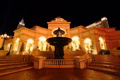 Centro turístico y casino de Monte Carlo Foto de archivo