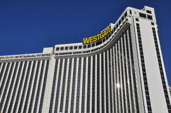 Centro turístico y casino de Westgate Las Vegas Fotografía de archivo