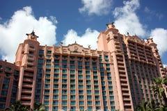 Centro turístico de Atlantis Imágenes de archivo libres de regalías