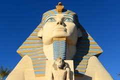 Centro turístico y casino, Las Vegas, nanovoltio de Luxor Fotografía de archivo