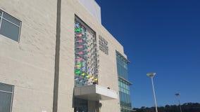 Centro unificato di scienza immagine stock