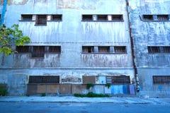 Centro urbano immagine stock