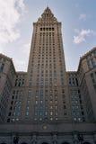 Centro urbano della torre, torre terminale Fotografia Stock