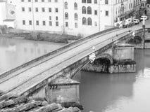 Centro urbano di Firenze Fotografia Stock