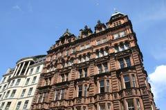 Centro urbano di Glasgow Fotografia Stock Libera da Diritti
