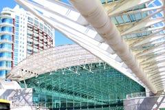 Centro Vasco DA Gama, Lissabon in Portugal Stockfotografie