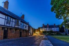 Centro velho de Exeter (Devon) Imagem de Stock